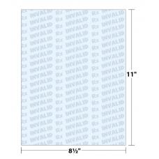 K1 2-Part Carbonless Prescription Paper with 9 Features -