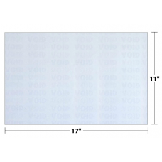 K1 2-Part Carbonless Prescription Paper with 9 Features - INDIANA -