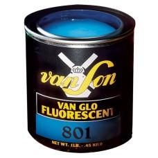 FLUORESCENTS PANTONE 801 BLUE