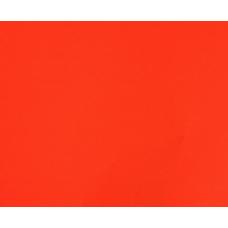 """Strata Score-Bak Permanent Label Stock 8-1/2"""" x 11"""" Fluorescent Red 60# SC-016"""