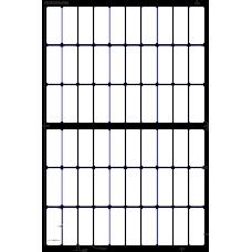 1 Carton: 100 Sheets/Carton HP Indigo Labels 60# High Gloss 1