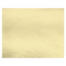 1 Carton: 100 Sheets/Carton Dull Gold Foil Pressure Sensitive Sheets 26