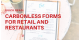 Quick Reads: Carbonless Forms for Retail and Restaurants