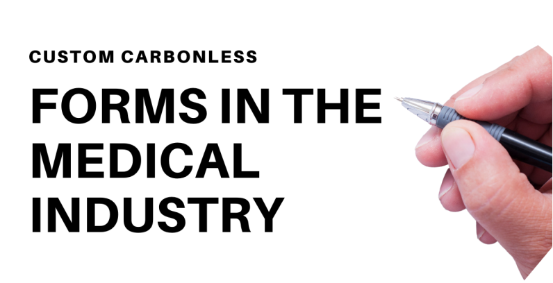 Quick Reads: Custom Carbonless Forms in the Medical Industry