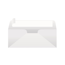 Papercone TYVEK® Zip Stick® Commercial Envelopes 1915PL No. 14 (5 x 11 ½) 2