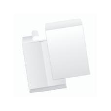 Papercone HERCULINK® Zip Stick® Flat Envelopes 4101PL 9 x 12 Flaps Folded, Open End, Sub 26 500/Carton