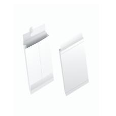 Papercone FIBERCRAFT® Zip Stick® Expansion Envelopes 3214PL 12 x 15 x 3 NEW V-Bottom, Flaps Folded, Sub 26 250/Carton
