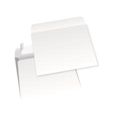 Papercone FIBERCRAFT® Zip Stick® Flat Envelopes 3130PL 9 x 12 Flaps Folded, Sub 26 500/Carton