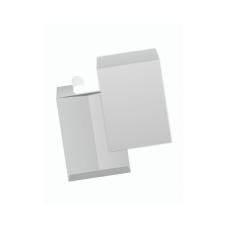 Papercone Zip Stick® Flat Envelopes 0819PL Gray Kraft 10 x 13 Flaps Folded, Open End, Sub 28 500/Carton