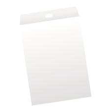 Papercone TYVEK® Flat Envelopes 2002PL White 10 x 13 Flaps Folded, Open End, Sub 14 500/Carton