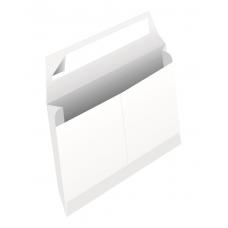 Papercone TYVEK® Zip Stick® Expansion Envelopes 1619PL 9 x12 x 2 V-Bottom, Open Side, Sub 18 250/Carton
