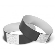 """Wristbands 250 Sheets, 3,000 Wristbands WBN27P12WH White 10"""" x 1"""" Finished 12-up 10"""" x 13"""" Sheets 7.5 Mil Poly Weave 140 GSM"""
