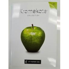 Kromekote Swatch Book