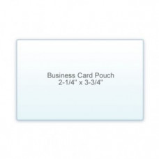 Business Card 10 mil (2-1/4