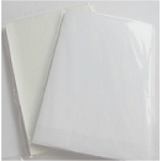 1 Box: 100/Box Copier/Laser Transparency Film Clear Paperbacked 8-1/2