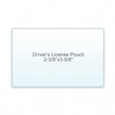 Driver's License 10 mil (2-3/8