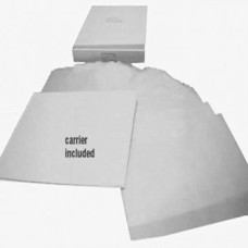1 Pack: 100/Pack Matte Large Menu 3 mil (12 x 18) MLMEN3 Laminating Pouch