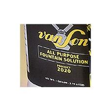 All Purpose Fountain Solution, 1 Gallon, Van Son Inks VS2020