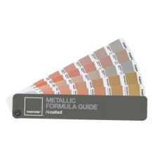 Pantone Coated Metallic Color Guide - GG1507